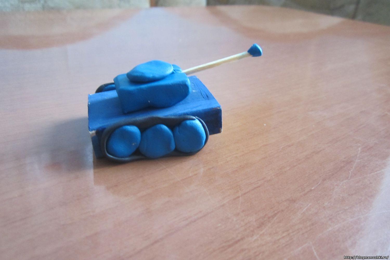 Собственный бумажный танк. Как сделать танк из бумаги 27